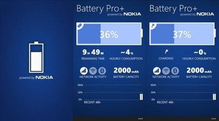 Battery Pro+, una aplicación para controlar tu batería que tiene el sello de Nokia