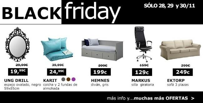 ikea y su black friday o saturday van por libre pero van. Black Bedroom Furniture Sets. Home Design Ideas