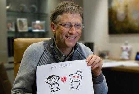 """Bill Gates: """"los robots y la computación ubicua cambiarán el modo en que interactuamos con ordenadores"""""""