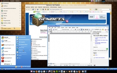Modo fluido en VirtualBox: dos sistemas operativos fusionados en un solo escritorio