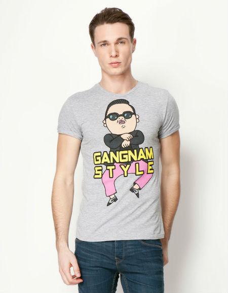 ¡El Gangnam style llega a Bershka!