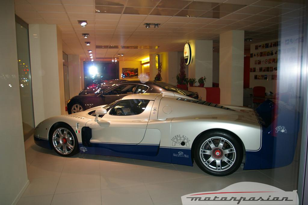 Foto de Concesionario Ferrari y Maserati en Ginebra (10/10)