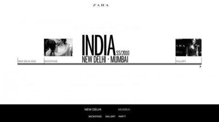 El Grupo Inditex llega a la India