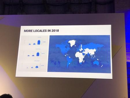 El Asistente de Google quiere hablar 25 idiomas para llegar a 52 países durante 2018