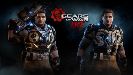 Gears Of War Art E1484031711491