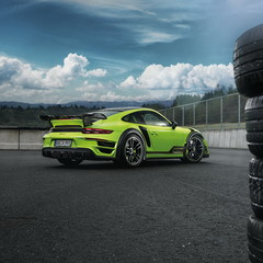 Foto 2 de 15 de la galería techart-911-turbo-gtstreet-r en Motorpasión