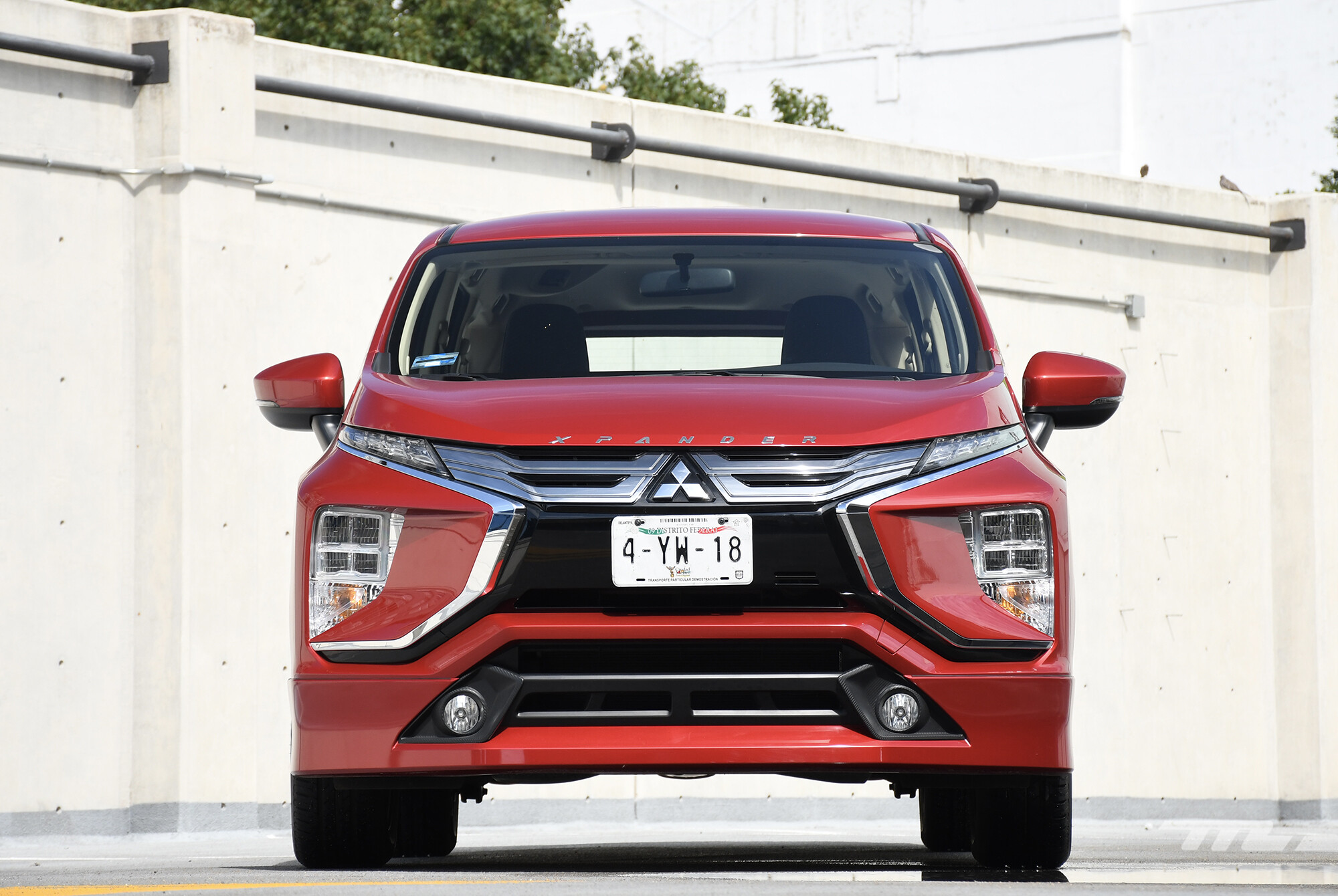Foto de Mitsubishi Xpander (prueba) (2/27)