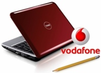 Dell Mini 9 con 3G a través de Vodafone
