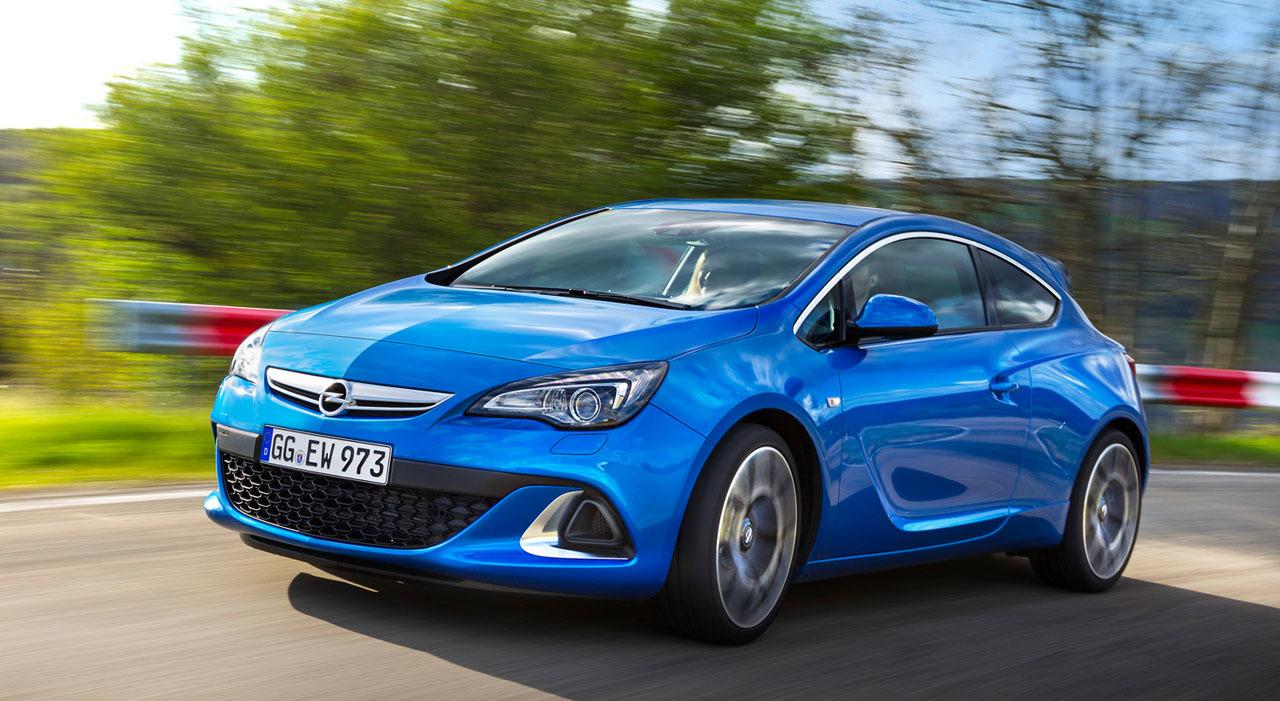 Foto de Opel Astra OPC (21/46)