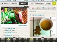 Oink, nueva app y red social para calificar la comida