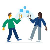 Google Play estrena 'Nearby Share': así puedes compartir aplicaciones con tus amigos sin Wi-Fi ni datos