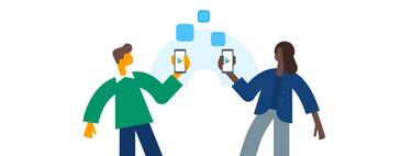 Google Play debuta 'Nearby Share': así puedas compartir aplicaciones con tus compañeros sin Wi-Fi ni datos