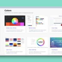 Neede, una colección de recursos en línea útiles para diseñadores