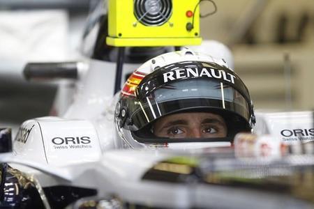 "Daniel Juncadella sobre su test con Williams: "" ha sido una gran experiencia"""