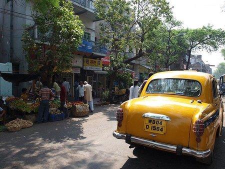 Calle de Kolkata