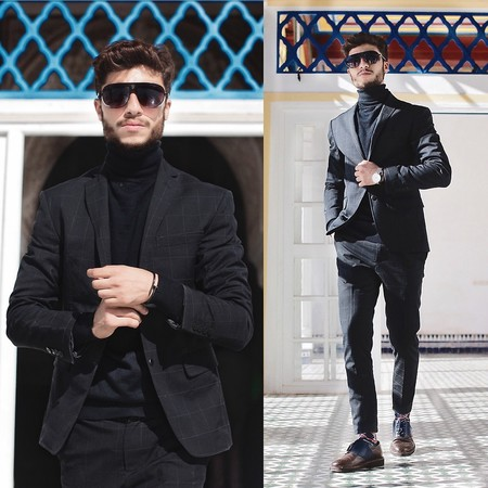Valentines Day Suit Look Ideas