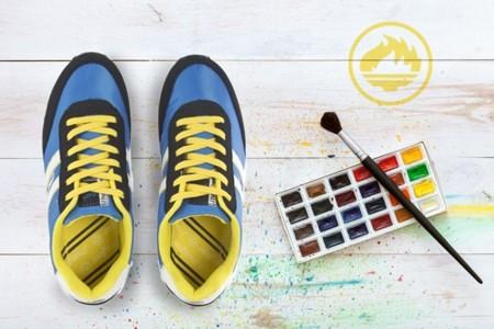 Chakave Azul Y Amarillo
