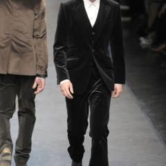 Foto 4 de 13 de la galería dolce-gabbana-otono-invierno-20102011-en-la-semana-de-la-moda-de-milan en Trendencias Hombre