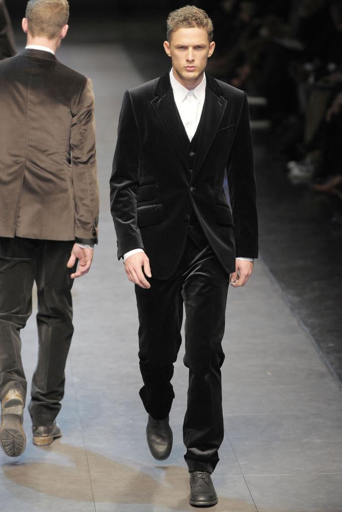 Foto de Dolce & Gabbana Otoño-Invierno 2010/2011, en la Semana de la Moda de Milán (4/13)