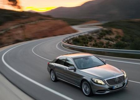 Llega a México el nuevo Mercedes-Benz Clase S