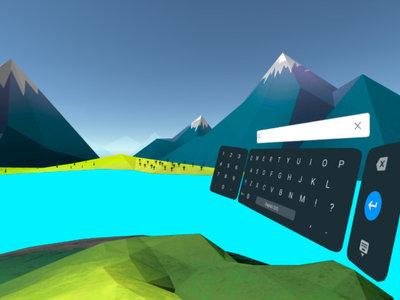 Daydream Keyboard, el nuevo teclado para realidad virtual de Google ya está disponible