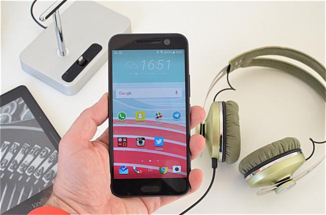 HTC 10, análisis: buena cámara, máxima potencia y sonido único para competir por fin con los mejores