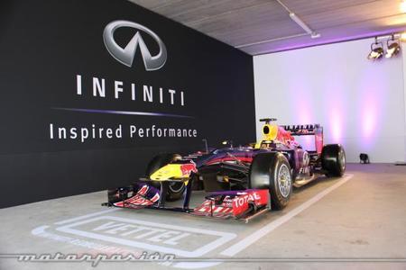 Infiniti - Fórmula 1