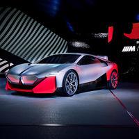 Este BMW Vision M Next es un híbrido enchufable que adelanta el futuro de los modelos BMW M