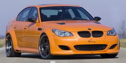 Fotos reales del BMW M5 CLR 500 RS por Lumma Design