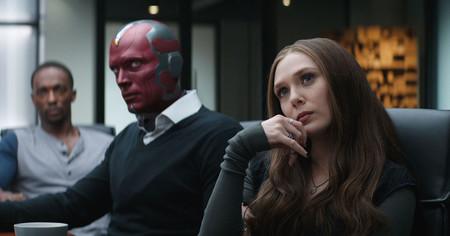 """Elizabeth Olsen volverá a ser """"La Bruja Escarlata"""" en una serie de la nueva plataforma de streaming de Disney"""