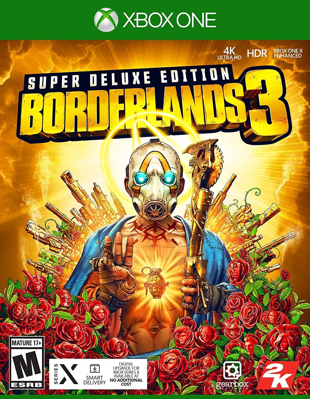 Borderlands 3 Super Deluxe Edition para Xbox One