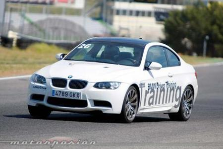 BMW M3, prueba en circuito (parte 2)