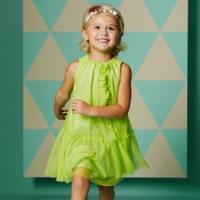 Vestido Verde Nena