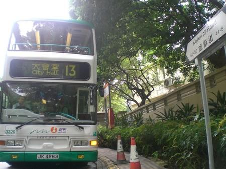 Los chinos personalizan su red de transporte arrancando y replantando las paradas de autobús