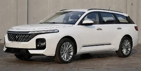Baojun RC-5W: el coche de General Motors para el mercado chino filtra sus primeras fotos vestido de familiar