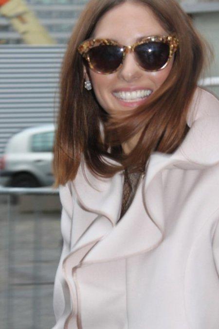 Olivia Palermo muy estilosa en París