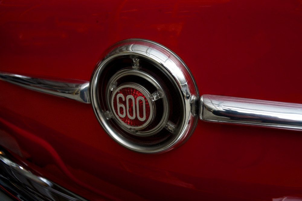 """Foto de Fiat 600 """"Maziat"""" (9/36)"""
