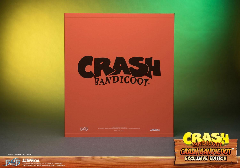 Foto de Crash Bandicoot de Resina (9/18)