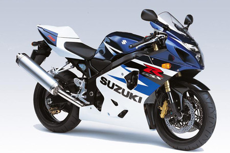 Suzuki Gsxr 750 2004
