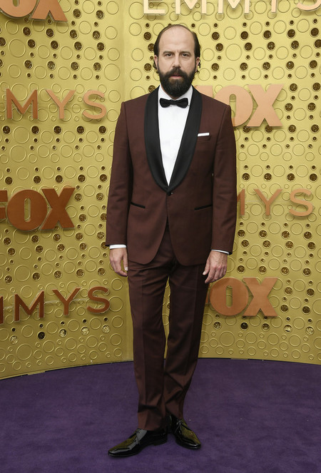 Brett Gelman 71 Emmy Awards Red Carpet Alfomba Roja Trendencias Hombre