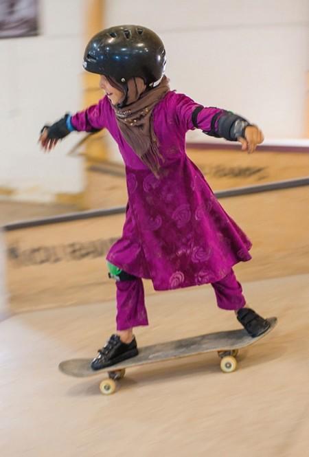 Skateistan Skateboarding Girls Afghanistan Jessica Fulford Dobson 5