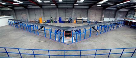 Éste es el dron gigante con el que Facebook quiere llevar Internet a los lugares más remotos