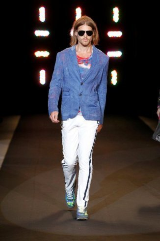 Custo Barcelona, Primavera-Verano 2011 en la Semana de la Moda de Nueva York