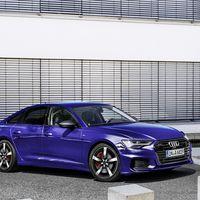El Audi A6 55 TFSI e quattro es una berlina híbrida enchufable con 362 CV y 53 km de autonomía eléctrica