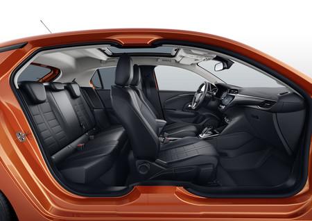 Opel Corsa-E 2019 interior