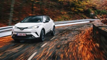 Toyota C Hr 2017