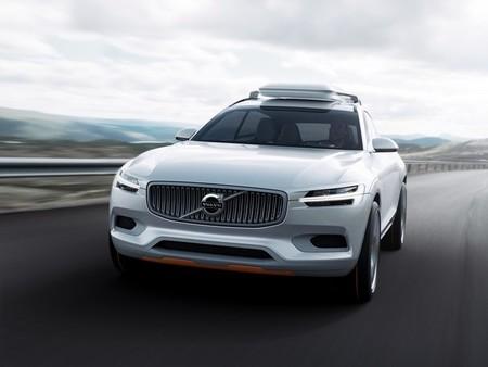 Volvo XC Concept presentado en el Salón de Detroit 2014