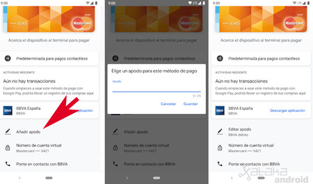 Google Pay Apodo
