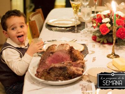 ¿Qué recuerdo gastronómico guardáis de las Navidades de vuestra infancia? La pregunta de la semana