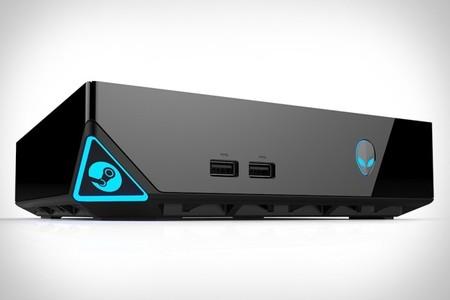 Alienware quiere lanzar su Steam Machine en septiembre